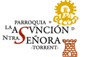 Parroquia La Asunción de Ntra. Sra. – Torrent logo