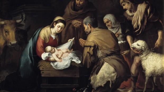 Nacimiento-de-Jesús.-Murillo.